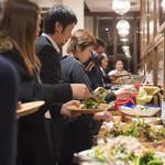 Organic Restaurant sizen - ディナー様子