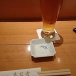 羽田 寿司幸 - ドリンク写真: