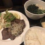 83989762 - 牛タン定食