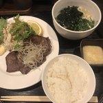 83989770 - 牛タン定食