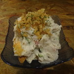 キテレツ - 山芋のサラダ