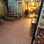 アロハテーブル - 入口