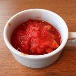ケンタッキーフライドチキン - チキンのトマト煮