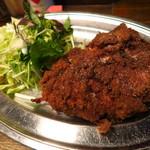 釧路食堂 - 骨なし塩ももざんぎ