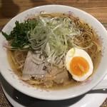 創新柳麺 健美堂 -