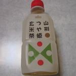 ニューデイズキオスク - 山形つや姫玄米茶 134円