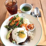 natural cafe & deli COUCOU - 料理写真: