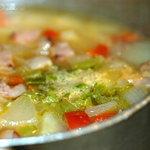 きまぐれ市場 - 料理写真:南仏ならではの野菜たっぷりのスープです!