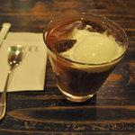 ダンケ - アイスウインナーコーヒー