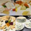 Yamanekoken - 料理写真:毎月変わる1年に140種類の季節のチーズ