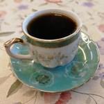 百合花 - コーヒー付