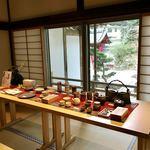 ながら茶房 本寿院 - 器の色々