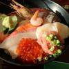 ふじ膳 - 料理写真:上ちらし(1100円)