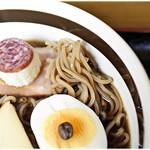 亜呂摩 - コーヒー麺。