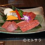 飛騨牛焼肉・韓国料理 丸明 - 飛騨牛の味をいろいろな部位で楽しめる『飛騨牛大皿』