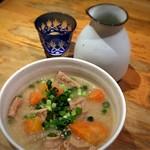 Kaisenizakayaebisuhommaru - もつ煮