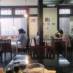 紫福庵 - 店内風景