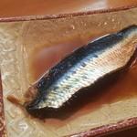 初寿司 - お通し