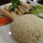 84009653 - 海南鶏飯