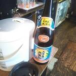 鉄板居酒屋 ウシカイ - 久米島の久米仙
