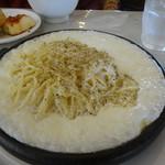 マカロニ市場 - パスタブランチ:チーズチーズチーズ