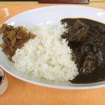 石炭食堂 - 料理写真:石炭カレー