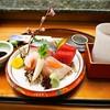 すし兆 - 料理写真:お造り盛り合わせ & 冷酒(立山)