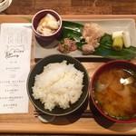 84018006 - 鳥取県の朝食ですがん