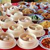 重慶茶樓 - 料理写真:食べ放題は豊富な点心をご用意