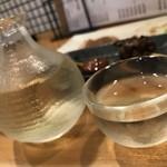 担ぎ屋 - 日本酒。