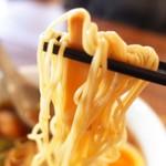 八っすんば - 名古屋コーチンらぁめん麺リフト
