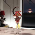 84024419 - 【黒】苺とダークチョコレート☆