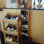 Koume - ワイン達。