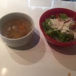 84024557 - スープ&サラダ