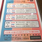 COOPERS -