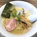 麺屋 ほたる - 芳香塩らーめん ¥730