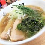 麺 大仏 - 魚介ラーメン