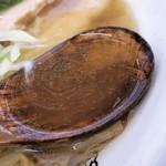 麺 大仏 - スープ