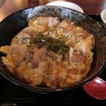 和風個室 本格炭火焼 鶏しぐれ - 親子丼750円