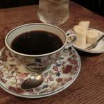 カフェ・デ・プリマベーラ - ノアールブレンド600円