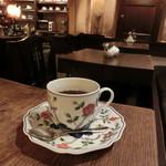カフェ・デ・プリマベーラ - レジェブレンド550円