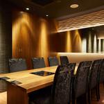 神戸プレジール - テーブル個室。(4名様以上~最大8名様まで)ご希望の場合はお問い合わせ下さいませ。
