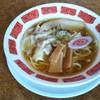 バーミヤン - 料理写真:こだわりスッキリ醤油 喜多方ラーメン 755円