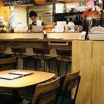 お野菜カフェ8 - 店内