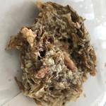 中本鮮魚店 - 料理写真:もずくの天ぷら