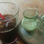 148CAFE - アイスコーヒー。