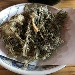 くんなとぅ - もずくの天ぷら 60円