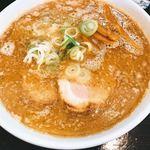 ふらり - 豚骨醤油ラーメン700円