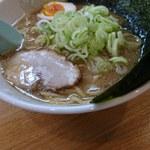 ラーメン 三太 - 醬油+海苔