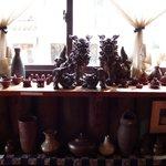南窯 - 窓辺の焼き物たち